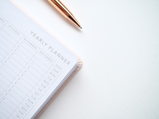 best non-dated planner