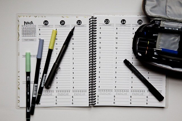 simple student planner
