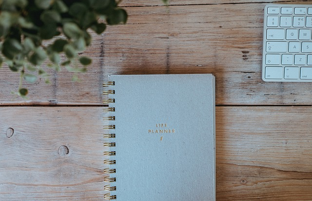 daily planner for college students
